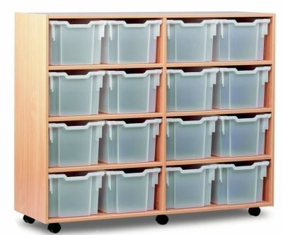 Modern Mobile Jumbo Storage Unit