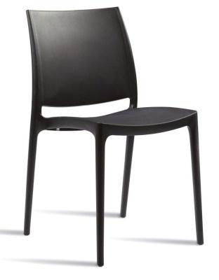 Maya V2 Chair Black