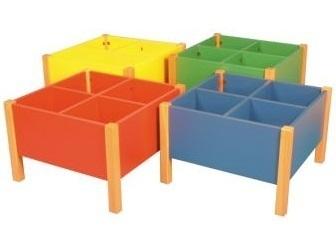 Wood Frame Kinder Box