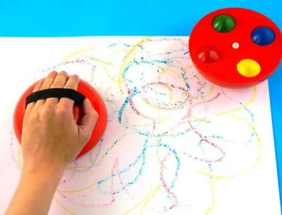 Giant Crayon Pattern Marker Compressed