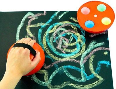 Giant Chalk Pattern Marker Compressed