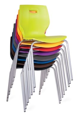 Geo Chair Stacking
