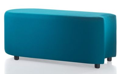 E Link Adult Bench With A Single Cut Out