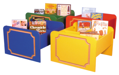 All Wood Kinder Boxes