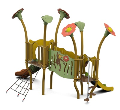 Piccolo Outdoor Playcentrer J