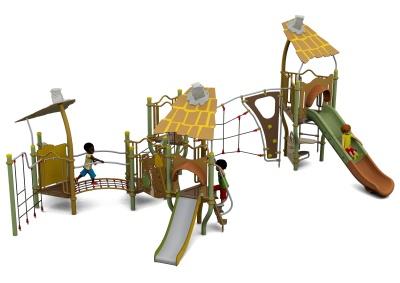 Piccollo Play Centre Version Q