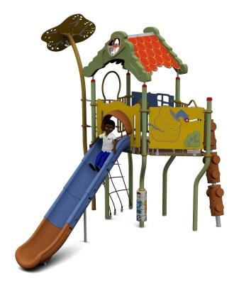 Cameo Outdoor Play Centre C