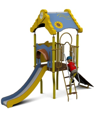 Cameo Outdoor Play Centre D