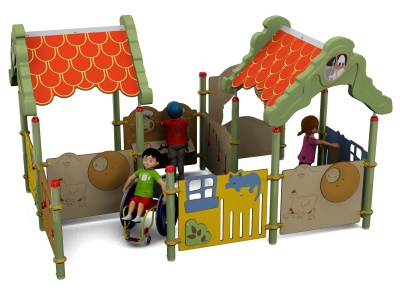 Cameo Outdoor Play Centre Type M