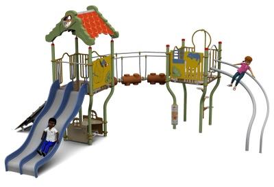 Cameo Outdoor Play Centre M