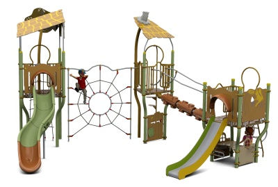 Cameo Outdoor Play Centre O