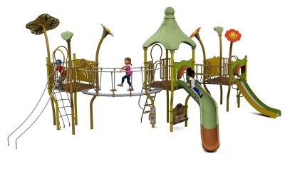 Cameo Outdoor Playcentre R