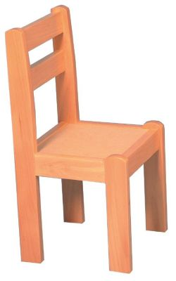 Foest Solid Wooden Classroom Chair