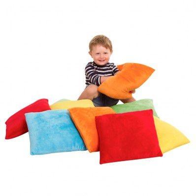 An image of 10 Pack Sensory Cushions
