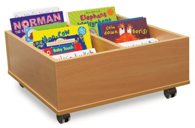 Leom Four Compartment Mobile Kinderbox