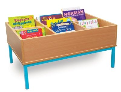 Leo Six Bay Static Kinderbox