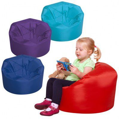 4 Pack Nursery Bean Bags