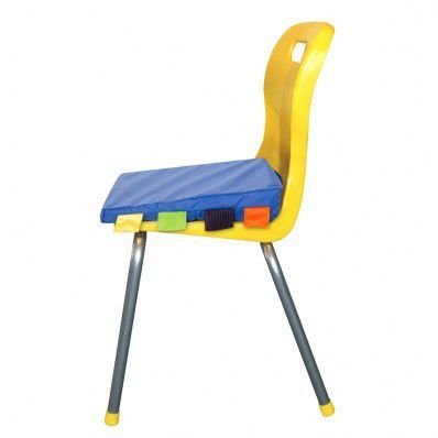 Sensory Wedge On Chair