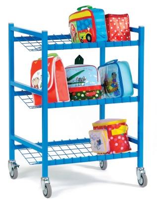 MNZ Small Lunchbox Trolley