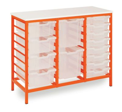 MZ Metral Tray Storage With 242 Shallow Gratnell Trayusy