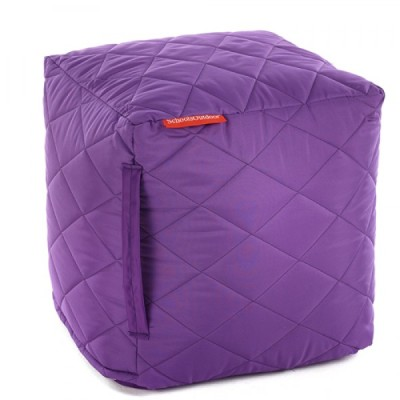 Large Cube Purple