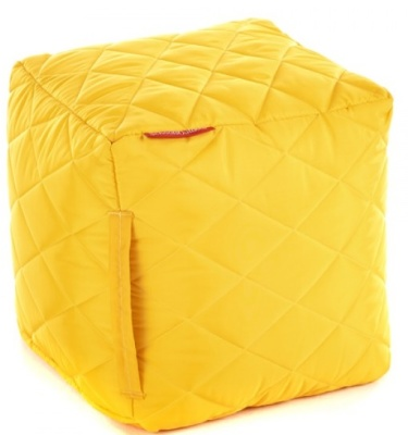 Large Cube Yellow