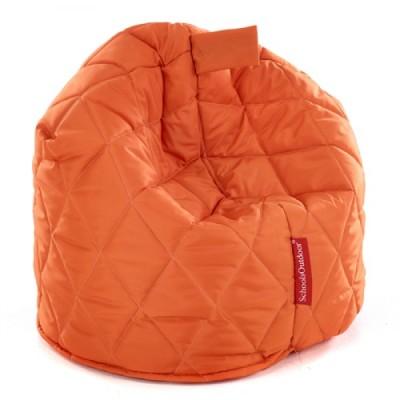 Sayu Small Bean Bag Orange