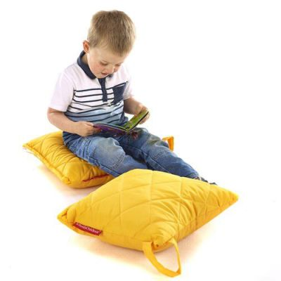Sayu Small Cushions Yellow