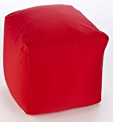 Wide Guys Bean Cube Red
