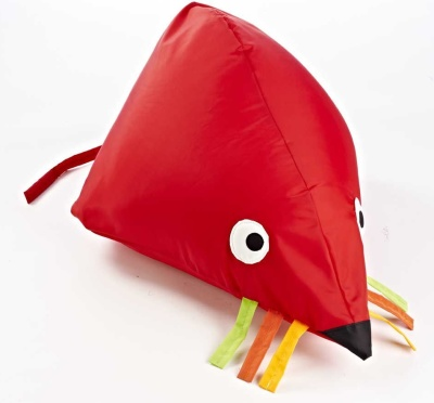 Red Mouse Bag