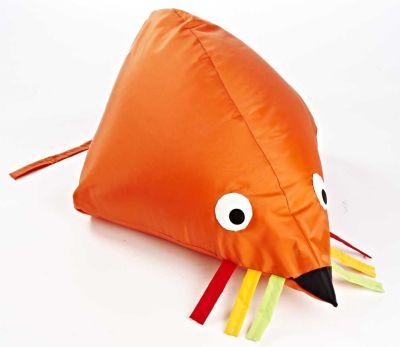 Orange Mouse Bag