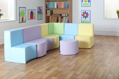 Modex Modular Seating Shot 4