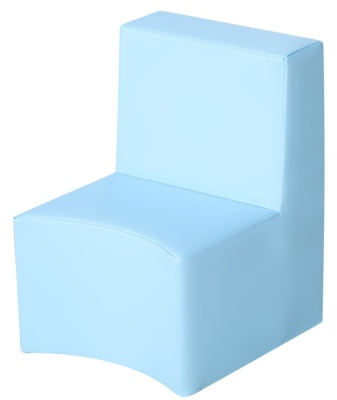 Modex Sky Blue Modular Chair