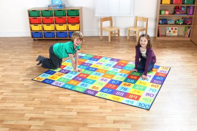 Rainbow 1 - 100 Floor Mat 1