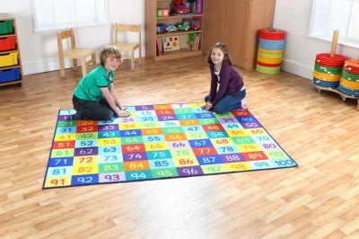 Rainbow 1 - 24 Floor Mat 1