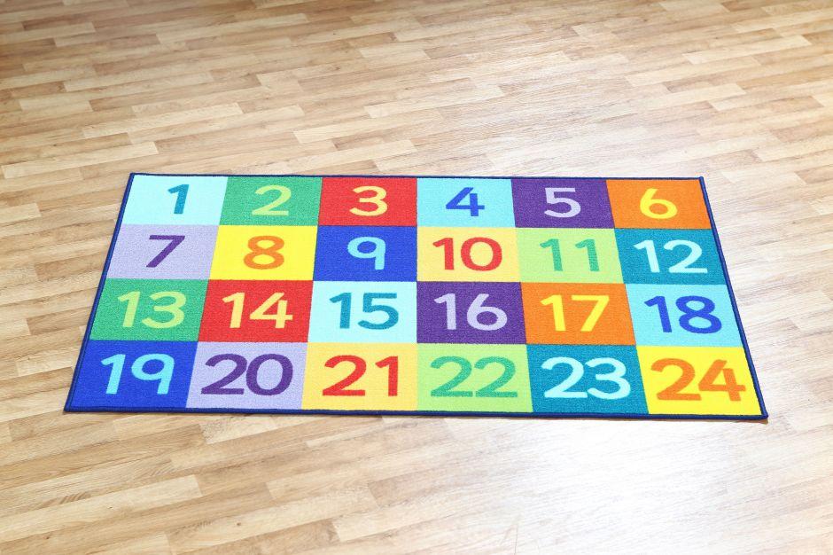 Rainbow 1 25 Floor Mat 4
