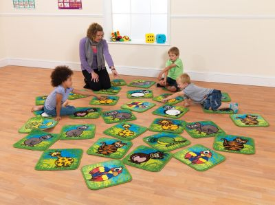 Town And Country Zoo Animal Nmini Mats 3