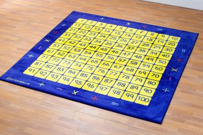 100 Square Counting Matv 2