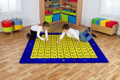 100 Square Coyunting Mat 4