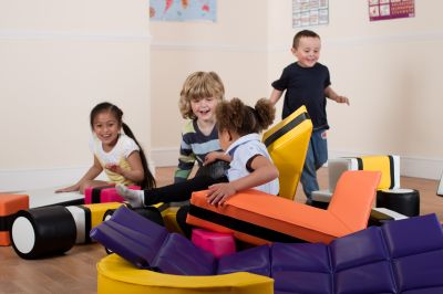 K4 All Sorts Soft Play Kit 3