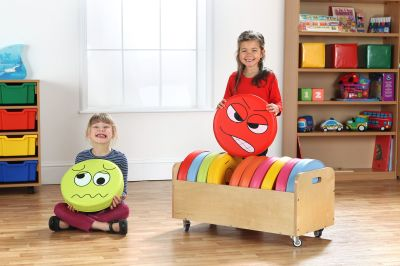 Emotions Cushion Pack And Trolley 2