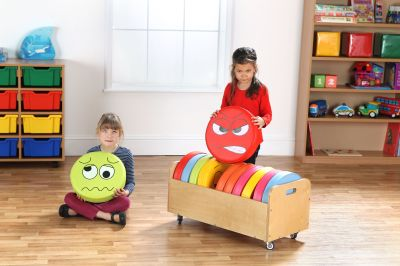 Emotions Cushion Pack And Trolley 3