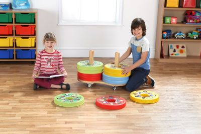 Children Of The World Donut Cushions 2