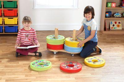 Children Of The World Donut Cushions 3