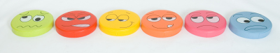 French Emotions Cushion Pack 2 A