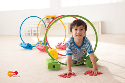 Motor Skills Play Set Universal Children Playing 2