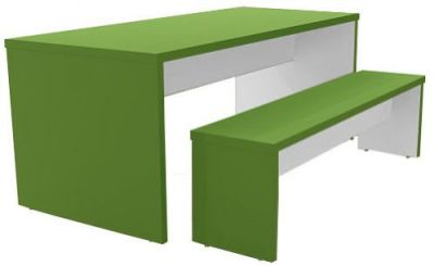 WG Two Tone Dining Benches