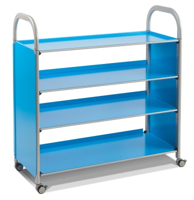Callero Flat Shelf Trolley