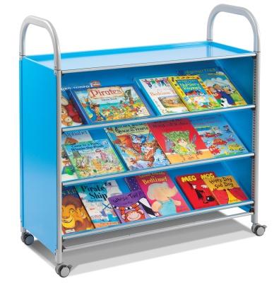 Callaro Tilted Shelf Trolley