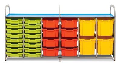 Callero Low Tray Storage Comilation 1
